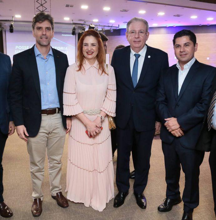 Marco Aurelio, Ruy Do Ceara, Enid Camara, Ricardo Cavalcante, Pompeu Vasconcelos E Marcos Oliveira