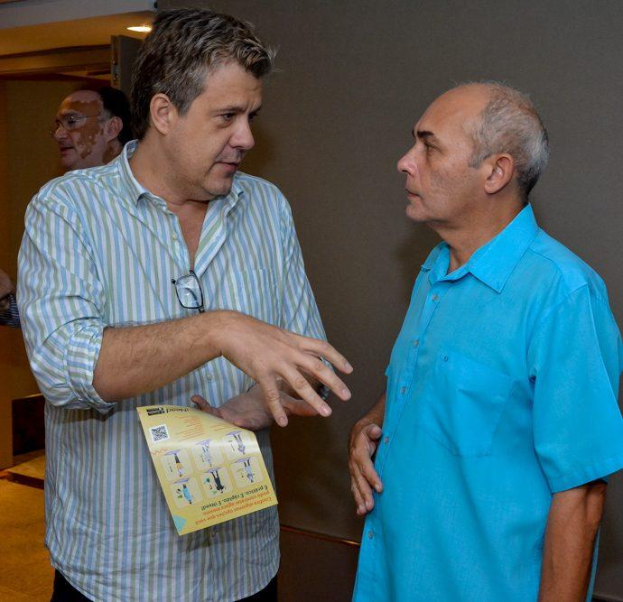 Maurício Cesar E Luiz Henrique