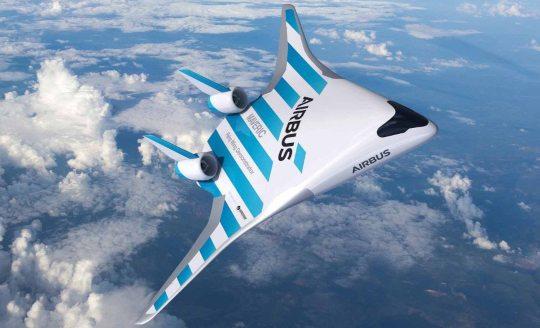 Airbus apresenta o novo Maveric durante o Singapore Air Show