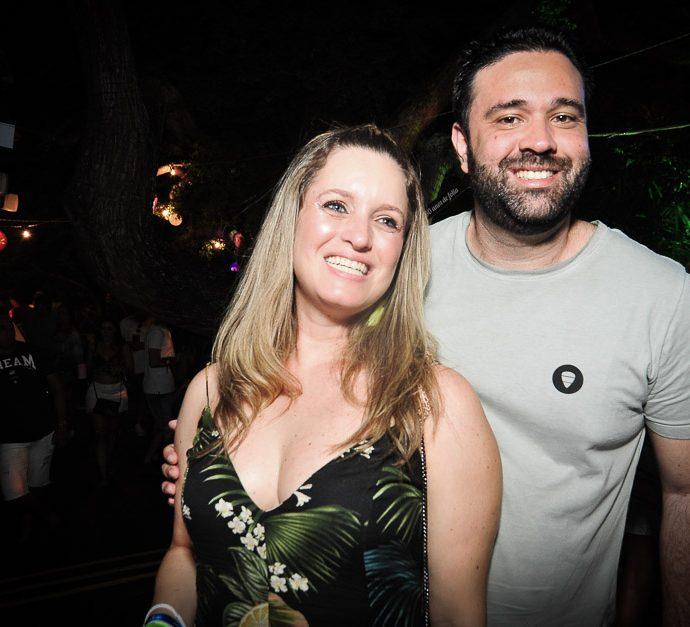 Mayara E Felipe Melo