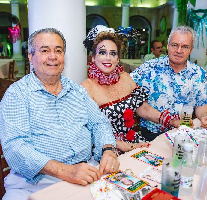 Meton Vasconcelos, Ana Flavia E Rui Guilhon