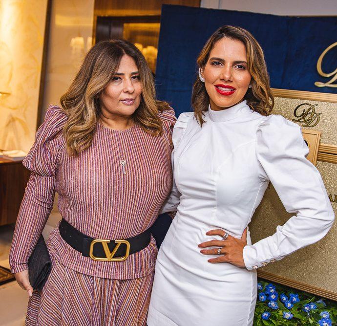Montiele Arruda E Ana Carolina Fontenele