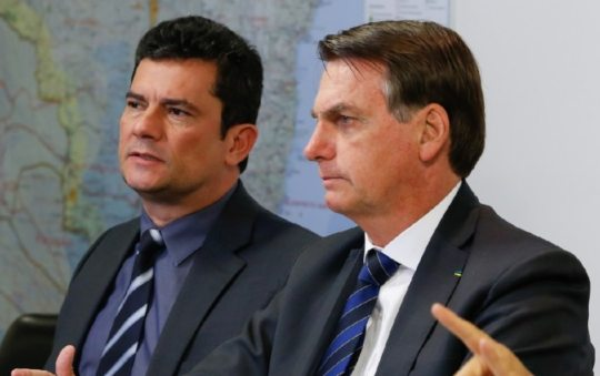 Bolsonaro prorroga GLO no Ceará