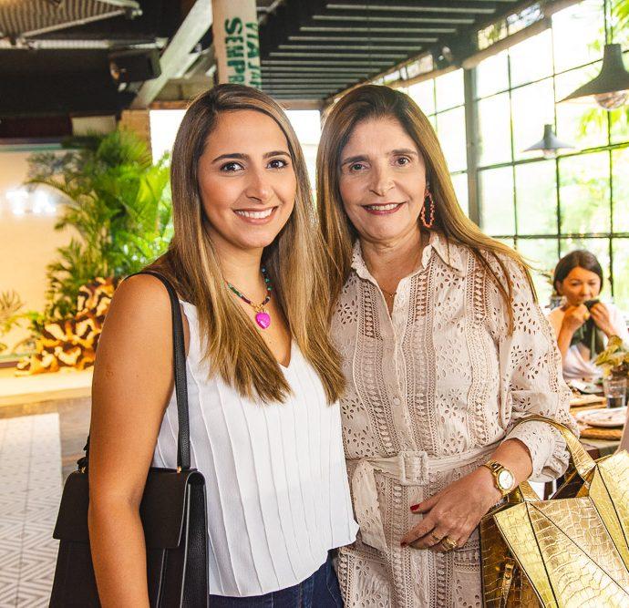 Natalia Holanda E Cristiane Figueiredo