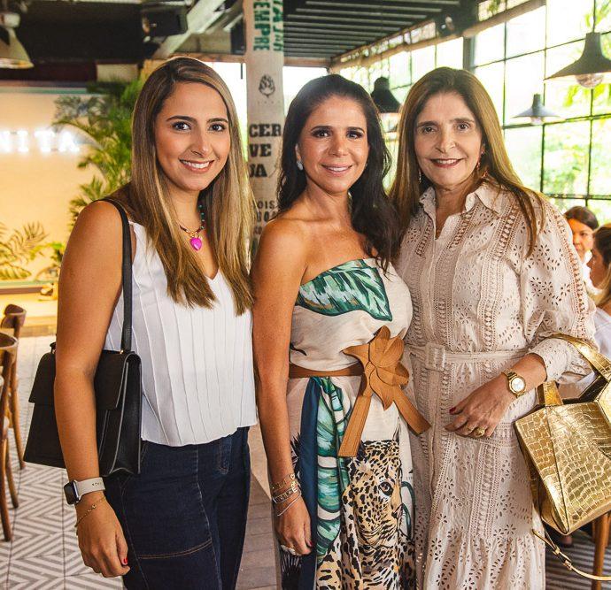 Natalia Holanda, Maria Lucia Negrao E Cristiane Figueiredo