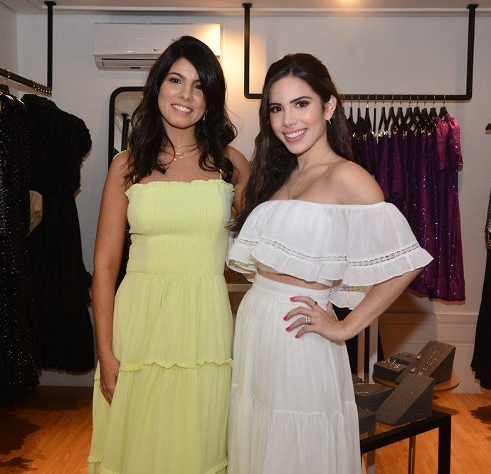 Nathalia Weyne E Nicole Vasconcelos