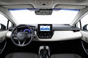 Novo Corolla Altis 2020 Interior (2)
