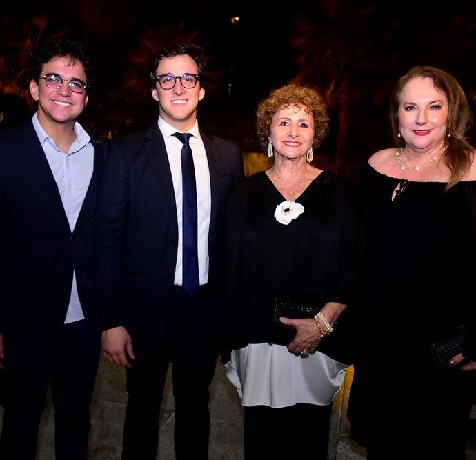 Panta Neto, Igor Fernandes, Luiza Cavalcante, Luiziane Fernandes