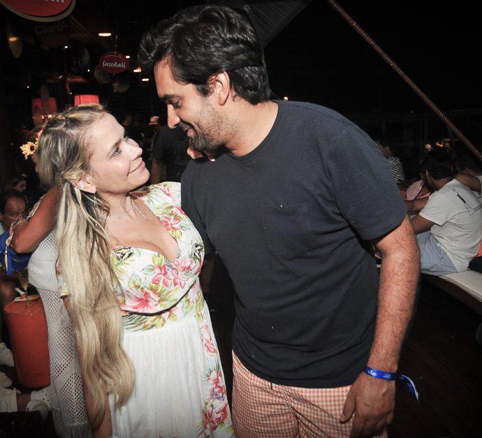 Paola Crosara E Marcos Senra