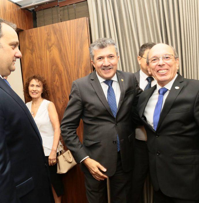 Patriolino Dias, Antonio Henrique E Andre Montenegro