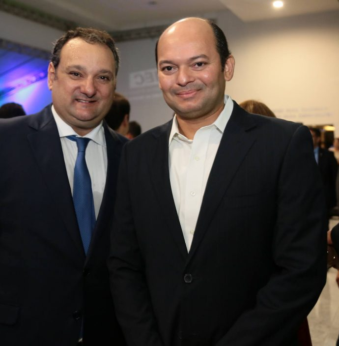 Patriolino Dias E Otilio Ferreira