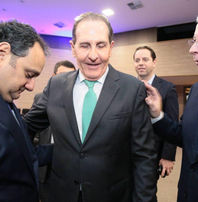 Patriolino Dias, Joao Fiuza E Ricardo Cavalcante
