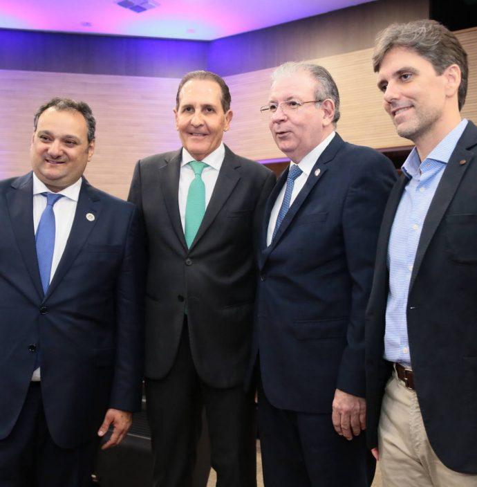 Patriolino Dias, Joao Fiuza, Ricardo Cavalcante E Ruy Do Ceara