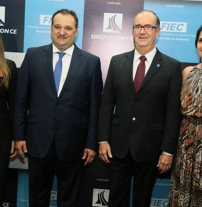 Paula Frota, Patriolino Dias, Antonio Brito E Sonia Camara