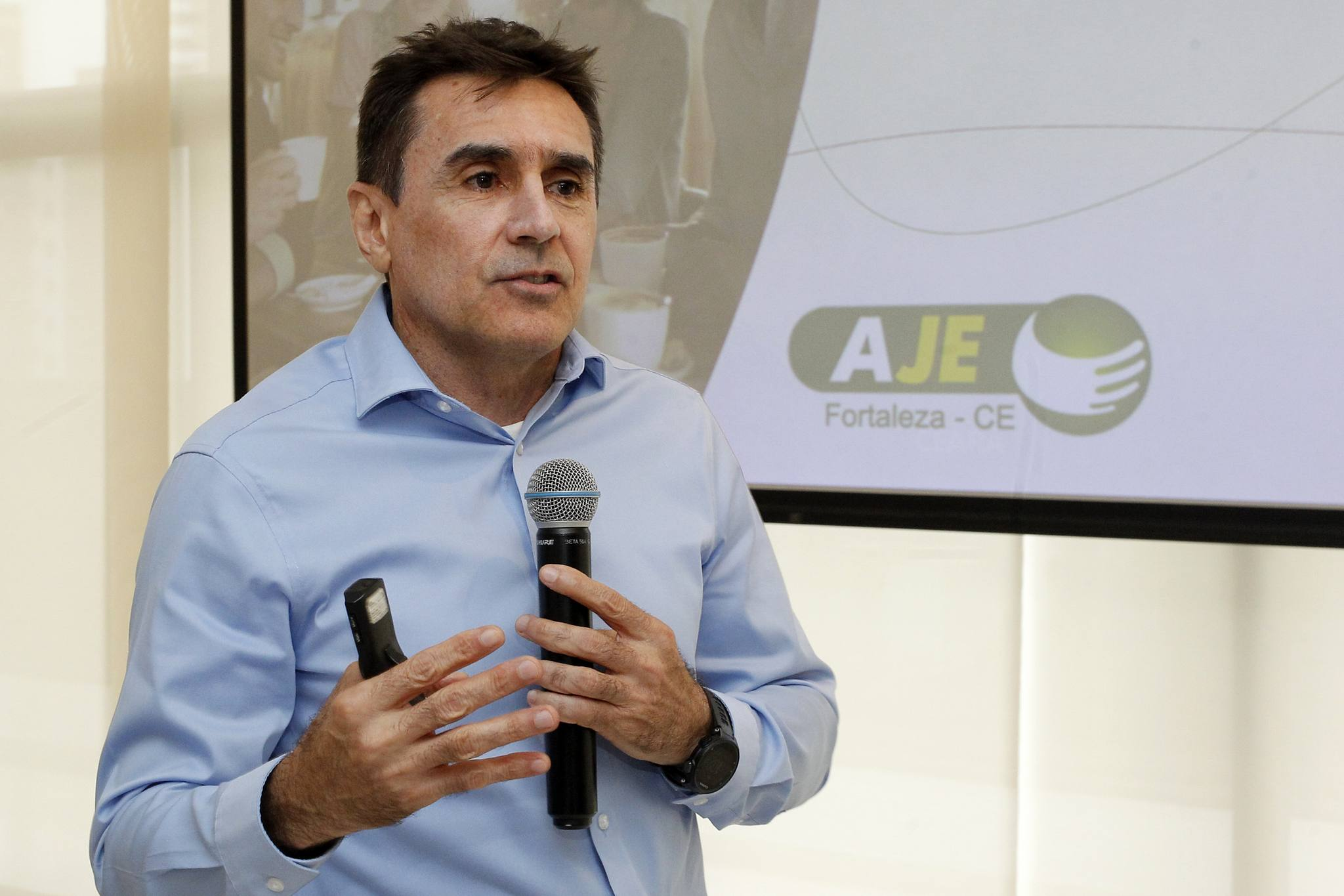 Pedro Lima fala das estratégias de crescimento da 3corações em almoço-debate na Fiec