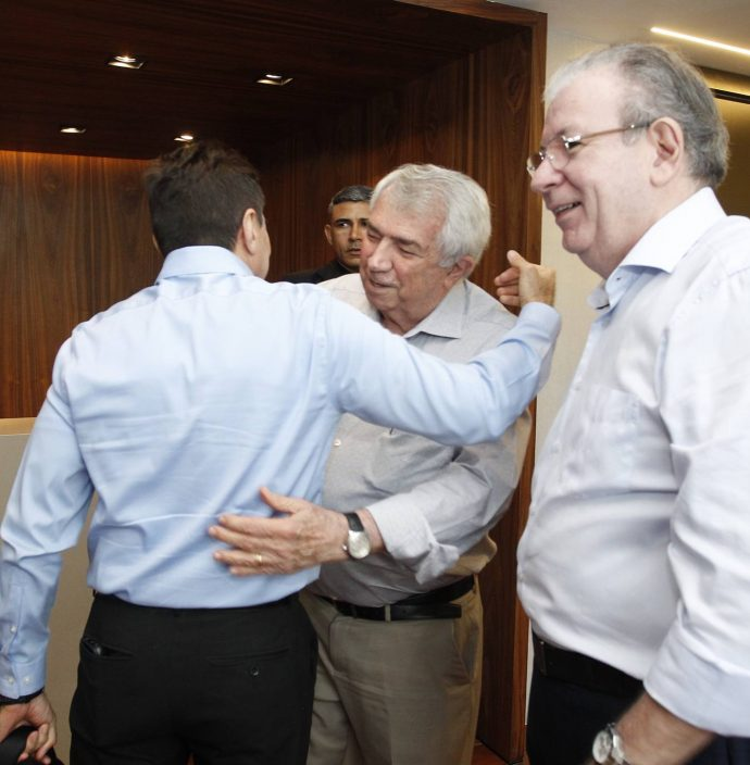 Pedro Lima, Roberto Macedo E Ricardo Cavalcante