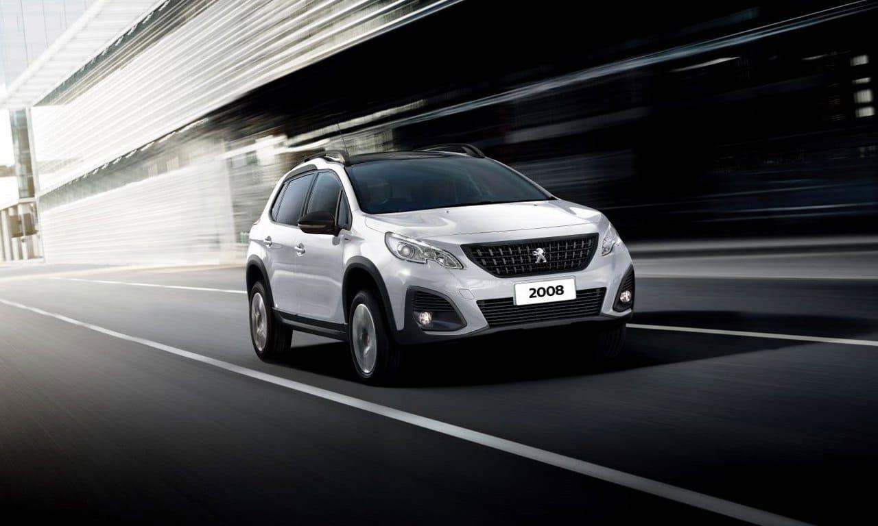 Peugeot 2008 apresenta série especial que destaca a sonoridade
