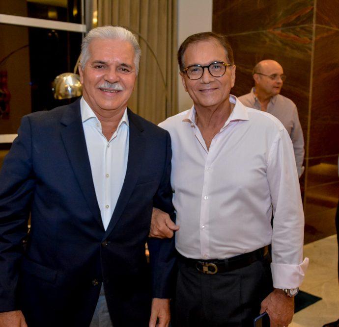 Pio Rodrigues E Beto Studart