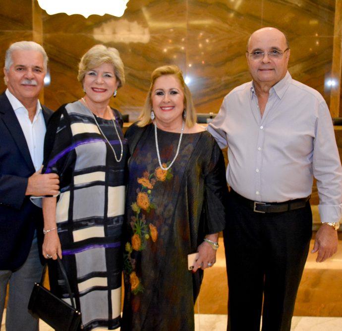 Pio Rodrigues, Stella Rolim, Teresa E Fernando Cirino