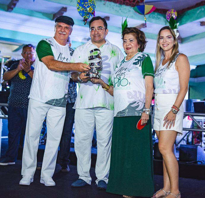 Pio Rodrigues, Jardson Cruz, Edyr Rolim E Isabela Barros Leal