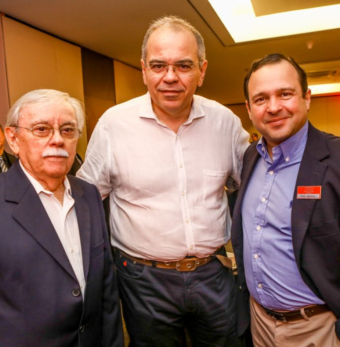 Raimundo Padilha, Dummar Neto E Igor Barroso