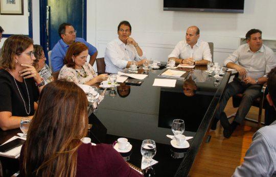 Roberto Cláudio coordena investimentos de R$ 1,5 bilhão em obras por toda a capital cearense