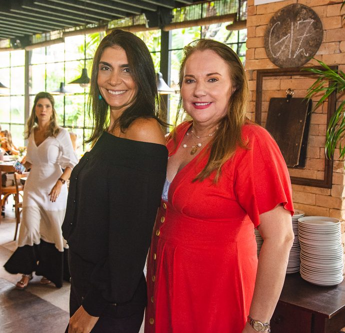 Rebecca Albuquerque E Luiziane Cavalcante