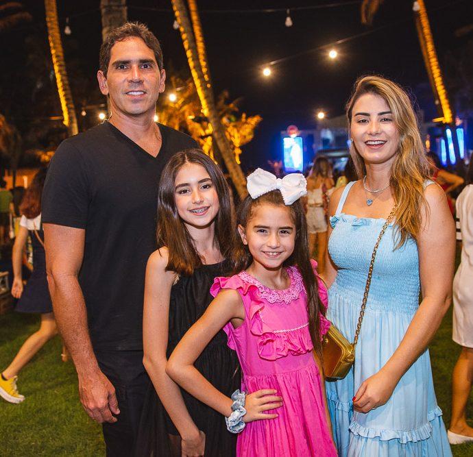 Remilson Cruz, Thina, Lara E Mariana Pimenta
