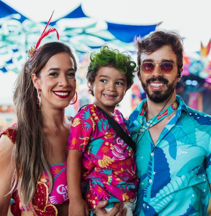 Renata Barroca, Tom E Rafael Lobo