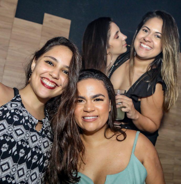 Renata Miranda, Helena Oliveira, Laiana Diogenes E Thais Gomes
