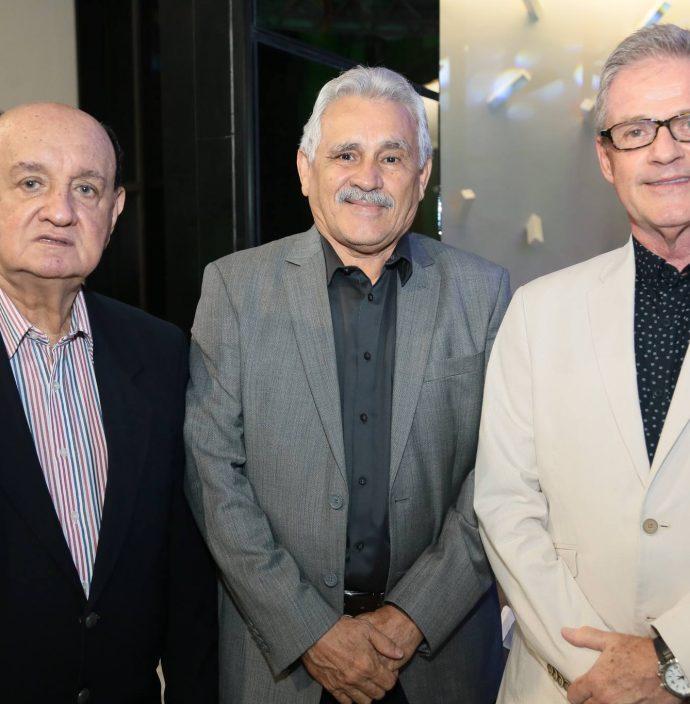 Renato Bonfim, Emanuel Capistrano E Julio Cesar Cruz