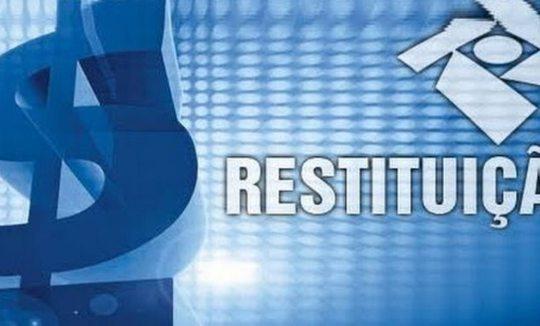 Receita restituirá R$ 297 milhões referentes a dois lotes residuais