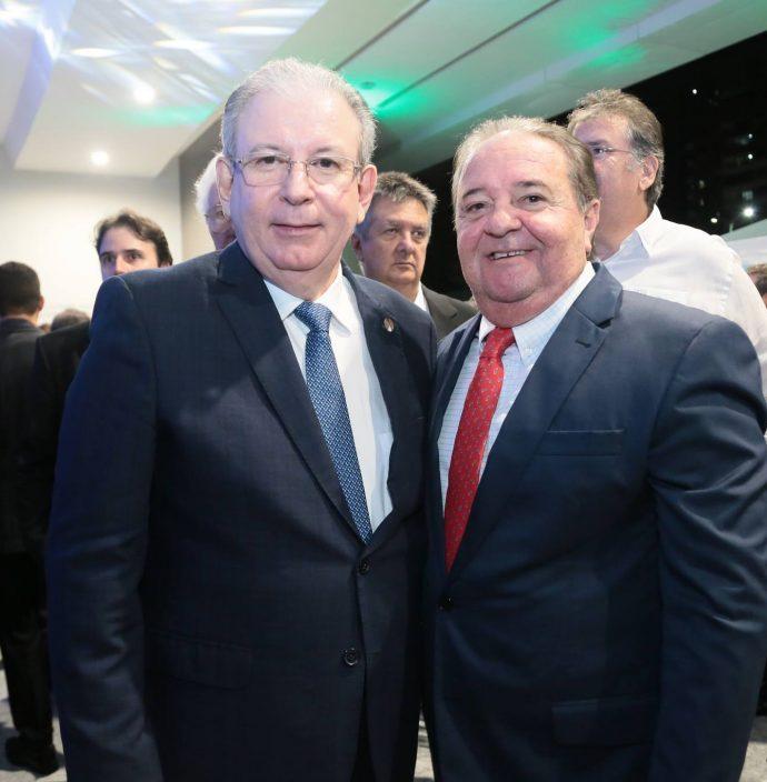 Ricardo Cavalcante E Chiquinho Aragao