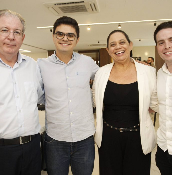 Ricardo Cavalcante, Joao Lima, Milene Pereira E Pedro Gregori