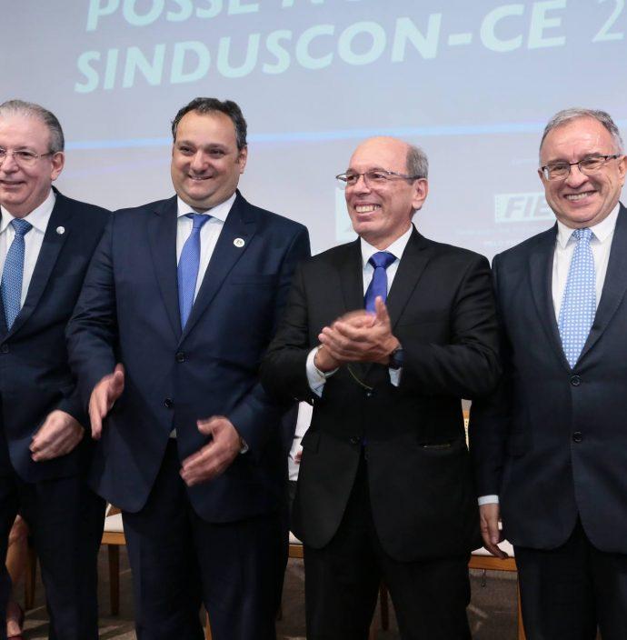 Ricardo Cavalcante, Patriolino Dias, Andre Montenegro E Jose Carlos Martins