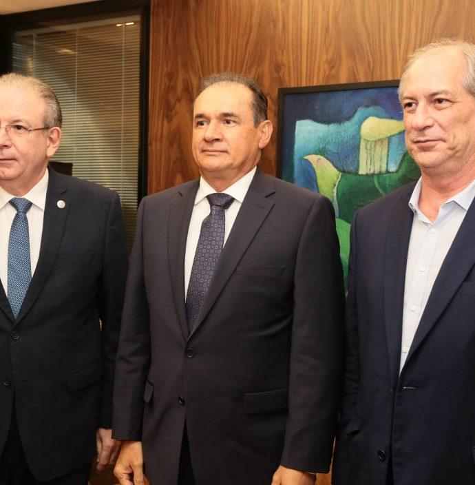 Ricardo Cavalcante, Washington Luiz E Ciro Gomes