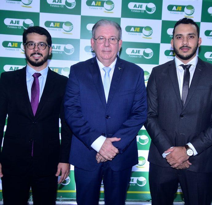 Rafael Fujita, Ricardo Cavalcante, Valdemir Alves