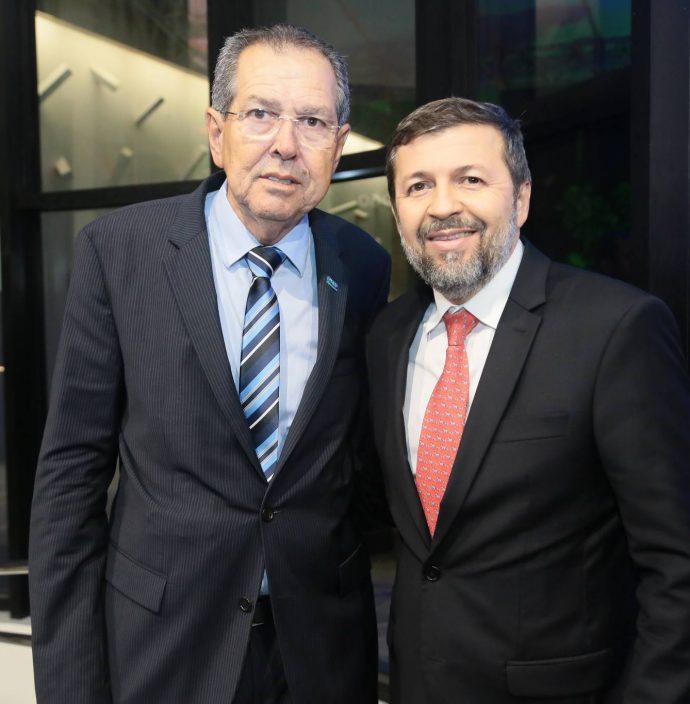 Ricardo Parente E Elcio Batista