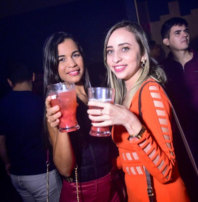 Rivania Santos, Janaina Melo