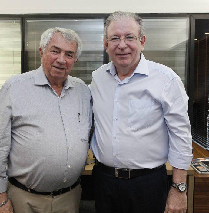 Roberto Macedo E Ricardo Cavalcante