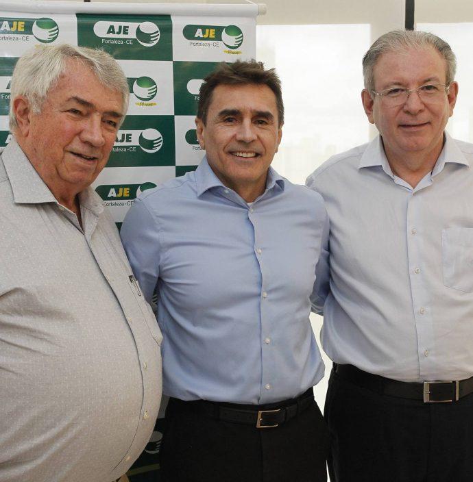 Roberto Macedo, Pedro Lima E Ricardo Cavalcante
