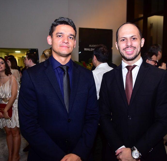 Rodrigo Bourbon, João Victor Fernandes
