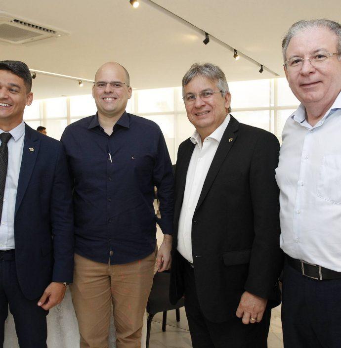 Rodrigo Bourbon, Rodrigo Bitar, Arthur Valente E Ricardo Cavalcante