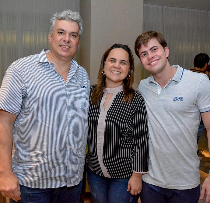 Rodrigo E Anne Macedo E Diego Jucá