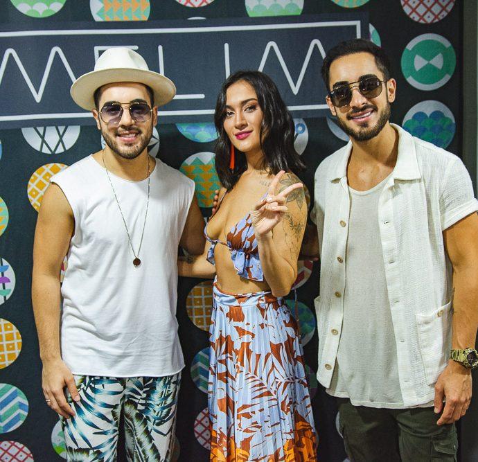Rodrigo, Gabi E Diogo Melim