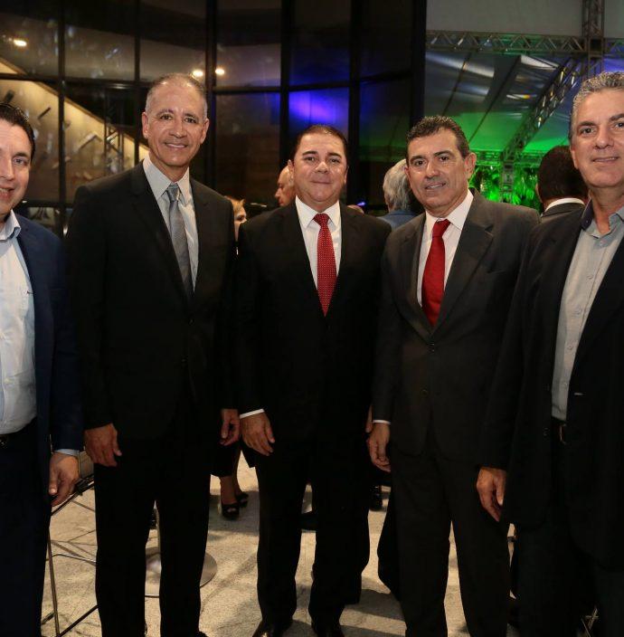 Rodrigo Pereira, Regis Medeiros, Eliseu Barros, Alexandre Pereira E Ricardo Sales