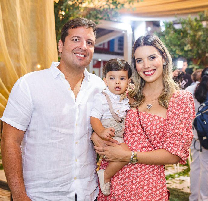 Rodrigo, Rafael E Nathalia Ponte