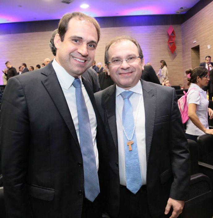 Salmito Filho E Carlos Matos