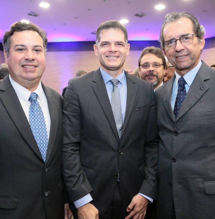 Samuel Dias, Clausens Duarte E Aristarco Sobreira