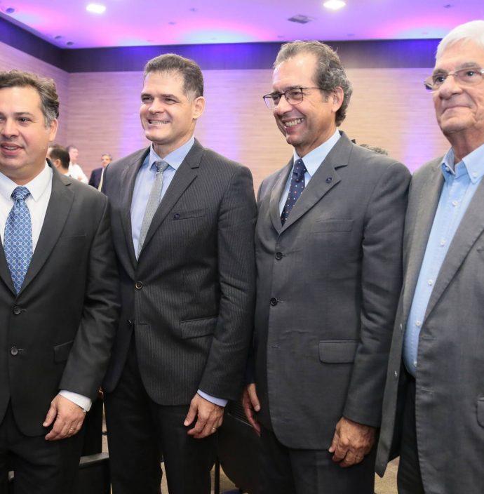 Samuel Dias, Clausens Duarte, Aristarco Sobreira E Assis Machado